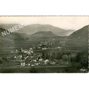 Chirens (Isère) vue générale