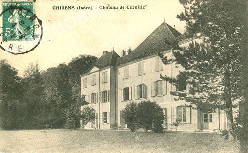 Chirens cp hameaux