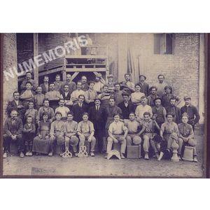 ouvriers des tuileries de Moirans