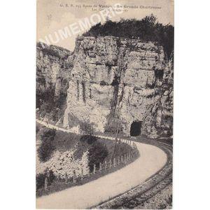 255 route de Voiron à la Grande-Chartreuse les gorges de Crossey