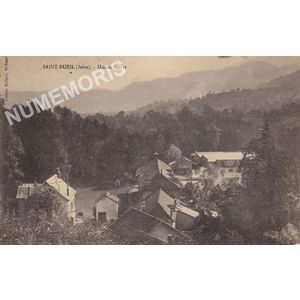 Saint-Bueil (Isère) usines Barret