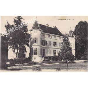 château de Vourey