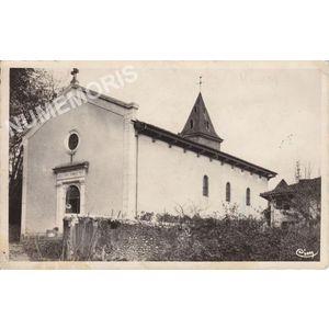 Vourey (Isère) l'église