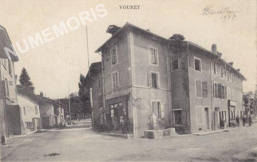 Vourey