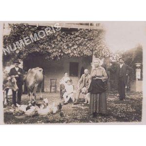 Vourey  ferme aux rivoires en 1921