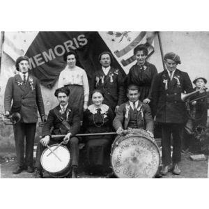 conscrits de Charancieu en 1922