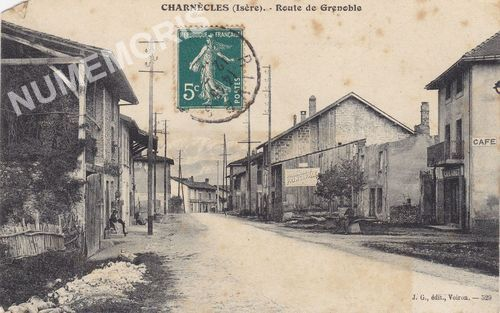 Charnècles