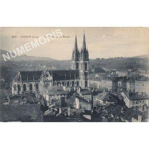2646 Voiron (Isère) le quartier Saint Bruno