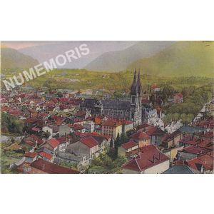 Voiron Chartreuse (Isère) vue générale