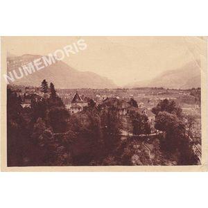 Voiron-Chartreuse l'hôpital, le Grand Ratz et la vallée de l'Isère