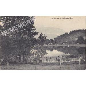 JG 443 le lac de St-Julien-de-Ratz