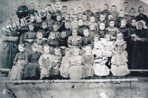 Saint Aupre écoles