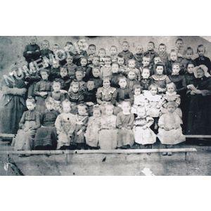 Saint Aupre le Haut école en 1907