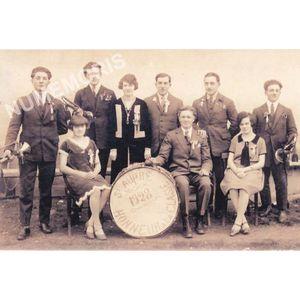 conscrits de St Aupre de 1928