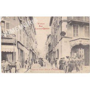 Voiron rue Lazare-Carnot