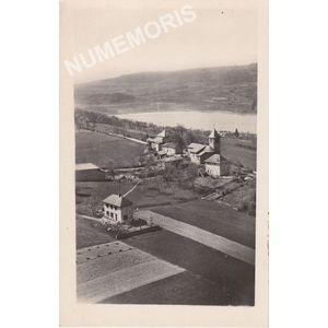 Bilieu (Isère) et le lac de Paladru-Charavines