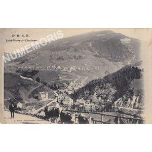 Cie VSB Saint-Pierre-de-Chartreuse