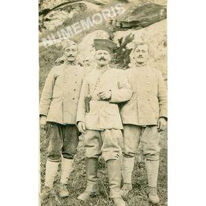 militaires de 1914-18