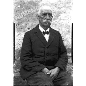 portrait d'ancien à Coublevie