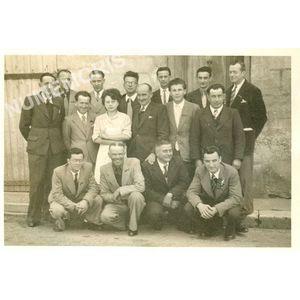 gareurs en 1948