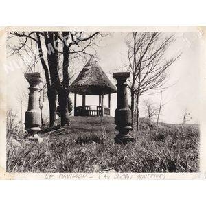 Montferrat : le pavillon au château Bouffier