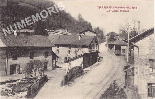 Charavines-les-Bains le Guillermet