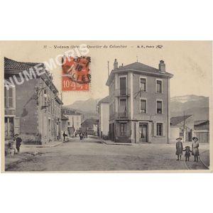 037 Voiron (Isère) quartier du Colombier