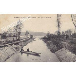 JG 078 Charavines-les-Bains le grand Canal