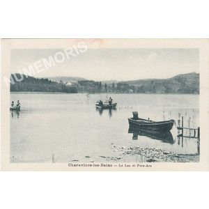 Charavines-les-Bains le Lac et Pers-Ars