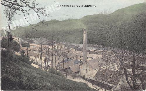 JG 135 les usines du Guillermet