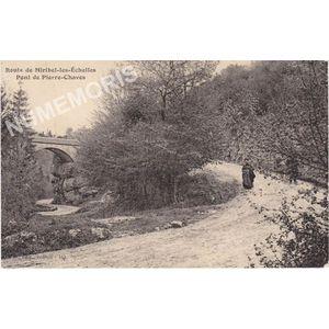 GD 443 route de Miribel-les Echelles-pont de Pierre-Chaves