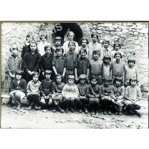 Coublevie : école en 1927