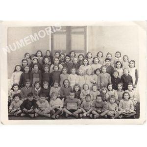 Coublevie : école en 1944
