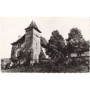 Voissant le vieux château