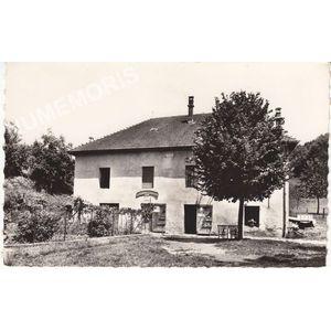 Voissant (Isère) maison natale de Paul Bourde