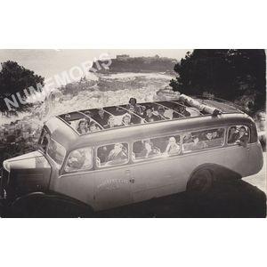 Voissigniauds en voyage de noce à Nice en 1938