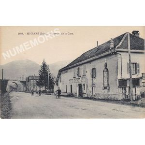 2608 Moirans (Isère) avenue de la Gare