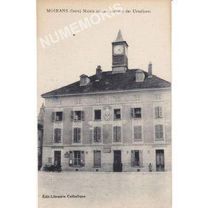 Moirans (Isère) mairie (ancien couvent des Ursulines)