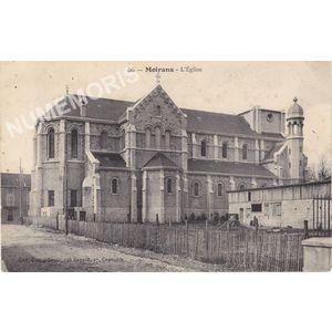 056 Moirans l'église