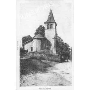 Eglise de Bilieu