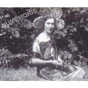 Bilieu : catherinette de Denise Perrin du Petit Bilieu en 1942