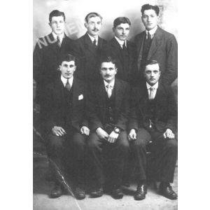 Bilieu : conscrits de 1919