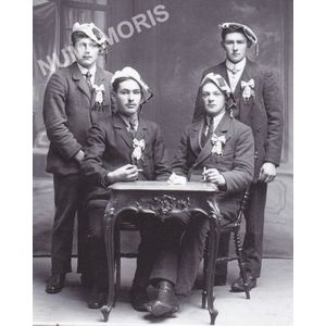 Bilieu : conscrits de 1921