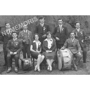 Bilieu : conscrits de 1930