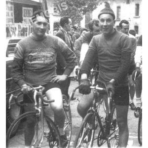 Bilieu : le premier cyclo-cross en 1959