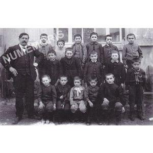 Bilieu : école de 1912