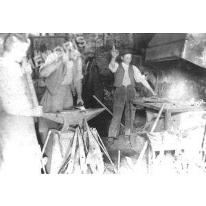 Bilieu : la forge Commandeur après 1930