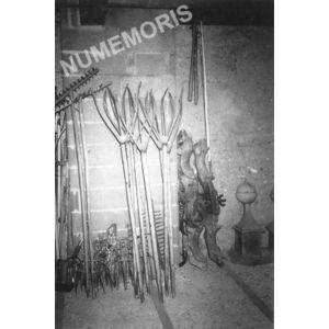 Bilieu : vieux outils