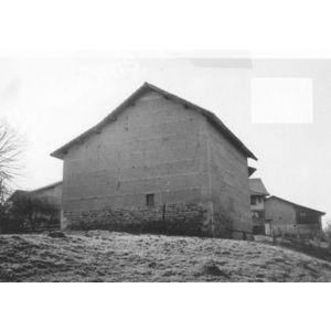 Bilieu : la maison-café Perrin au Petit Bilieu