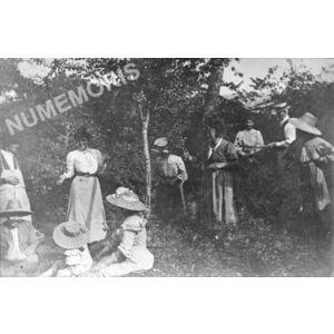 Bilieu : sortie dominicale avant 1914